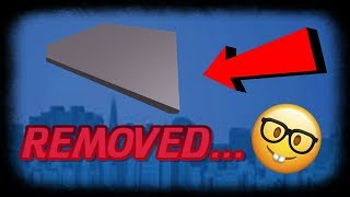 How to REMOVE the baseplate on Roblox Studio (TUTORIAL)