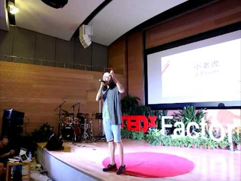 J-Fever at TEDxFactory798