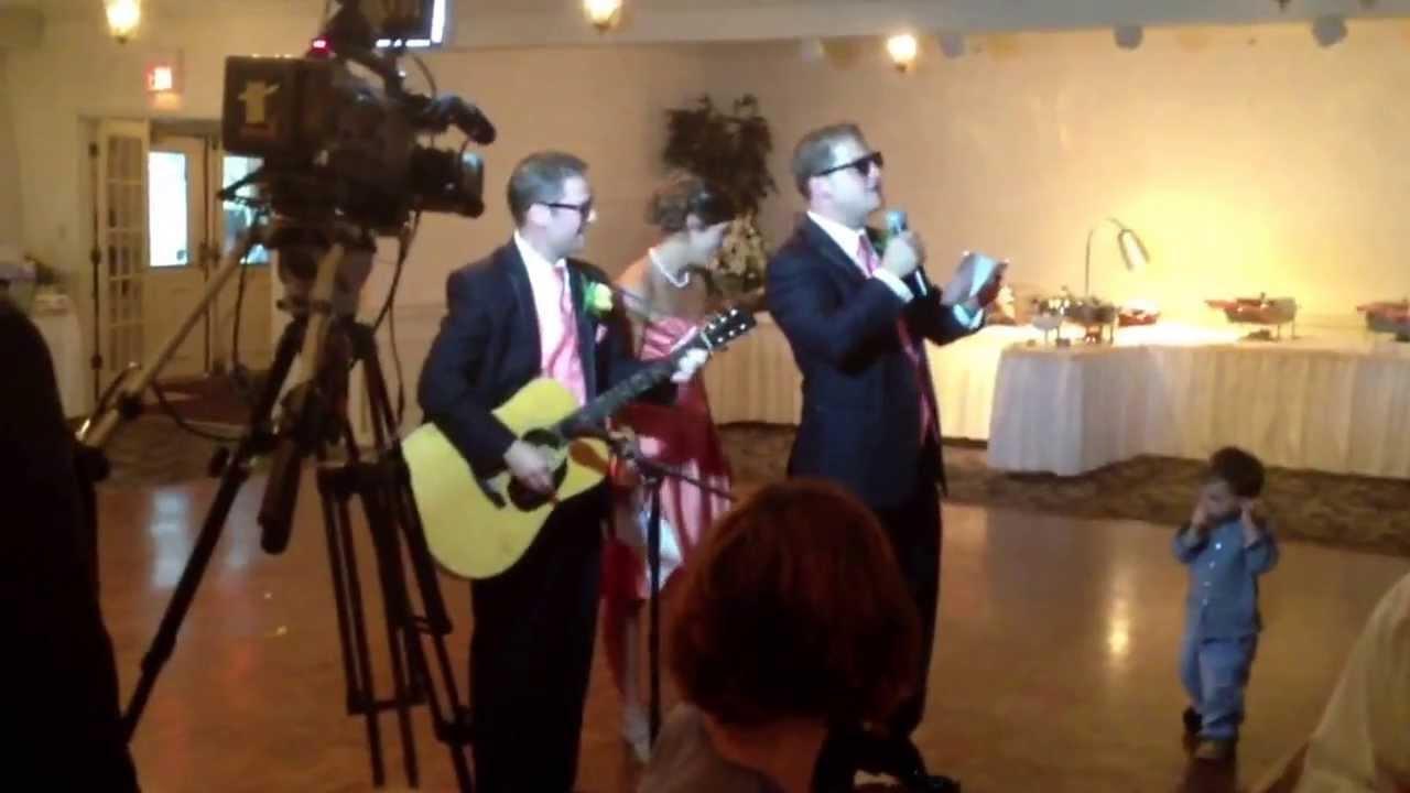Wedding Toast Song: \