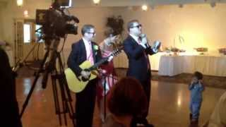 "Wedding Toast Song: ""Greek Poland"" to the tune of Tom Petty"