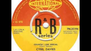 CYRIL DAVIES and his Rhythm and Blues All Stars (U.K) - Country Line Special (instr.)