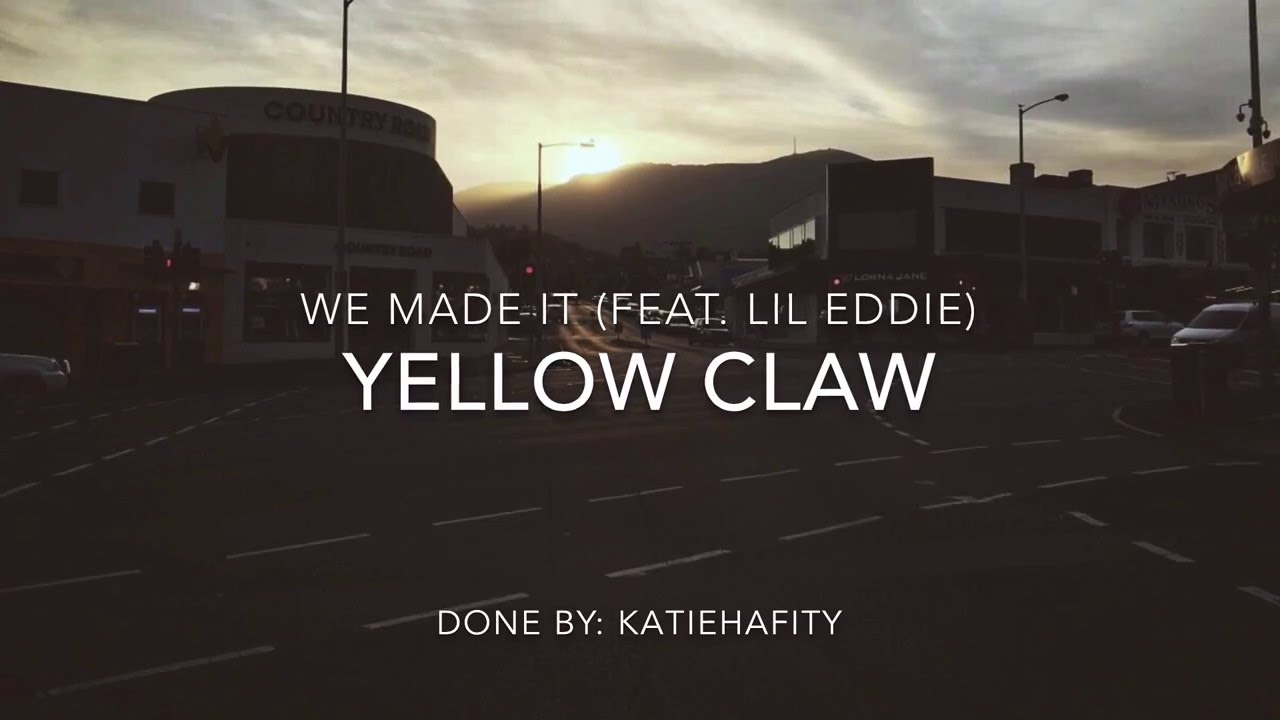 Balcony yellow claw lyrics yellow claw debuts fiery new track love we made it feat lil eddie lyrics yellow claw youtube for balcony yellow claw lyrics stopboris Image collections