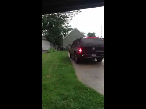 Dolly is driving her escalade - YouTube