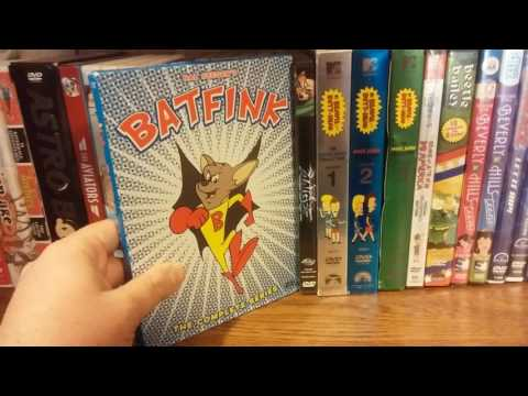Animated DVD Collection (Part 1)