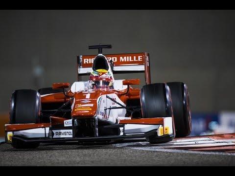 Great Comebacks - Charles Leclerc, F2 Bahrain '17