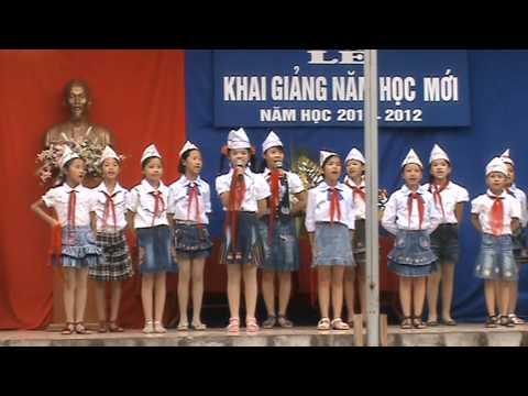 Lễ Khai Giảng Trường Tiểu Học Minh Khai TP Hưng Yên