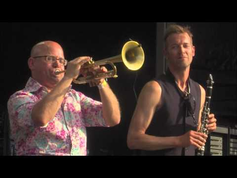 Amsterdam Klezmer Band Live - Marusja @ Sziget 2012
