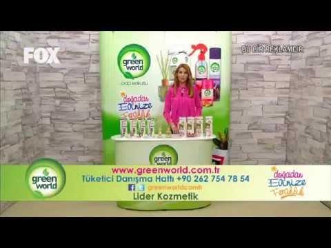 Green World Bambu Cubuklu Oda Kokulari 2 Youtube