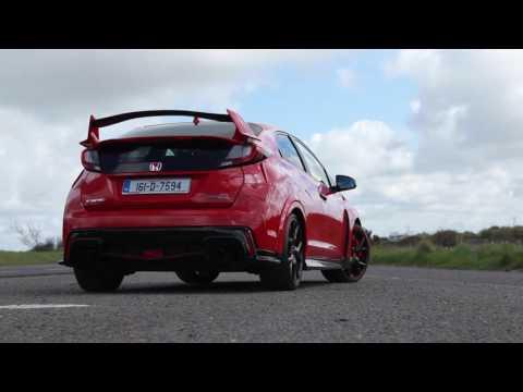 Honda Civic Type R 2016 Review