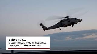 Øver krig i Østersøen