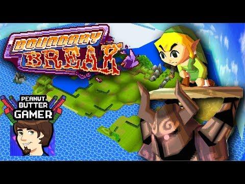 Out of Bounds Discoveries   Zelda: Spirit Tracks - Boundary Break ft. PeanutButterGamer