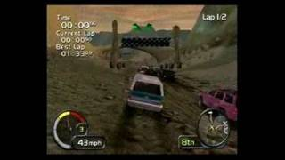 Test Drive Off-Road -- Wide Open PlayStation 2