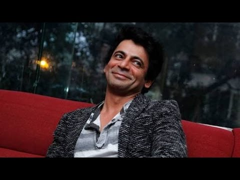 Sunil Grover in a candid interview.