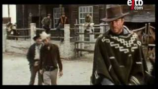 Clint Eastwood no lavaba su poncho
