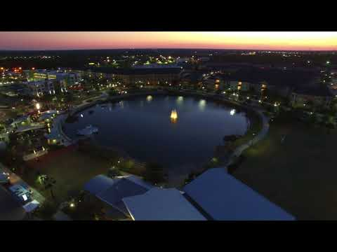 SkyDrone1 ~ The New Uptown Oviedo ~ Florida