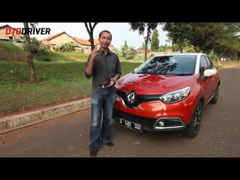 Renault Captur 2015 Review Indonesia - OtoDriver.com