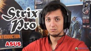 Asus Strix Pro: обзор игровой гарнитуры
