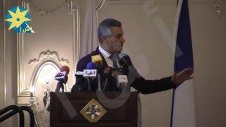 بالفيديو: وزير النقل يتحدث عن أهمية برامج التنمية البشرية وإعداد الجهاز الإداري بالدولة
