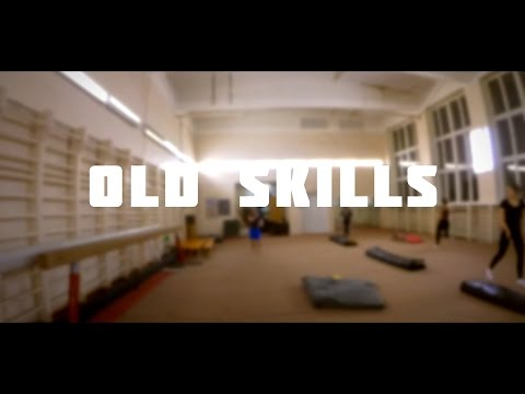"""Arctic Energy""-project ""OLD SKILLS PART 1""(guys,acrobatics)"