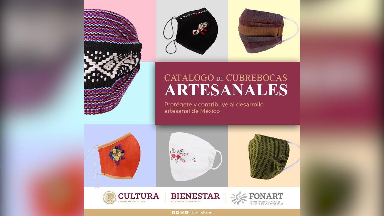 CUBREBOCAS ARTESANALES — FONART