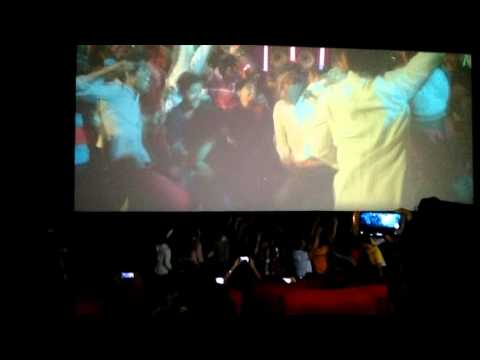 Zingaat Dance Sairaat movie @Bangalore theater