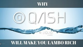 QASH - MY RETIREMENT COIN!