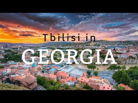Tbilisi Georgia Beautiful Travel Destination in Europe
