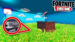 Fortnite 99% IMPOSSIBLE PORTAL 2 Puzzle.. Can you beat Portal 2 Death Run? (Fortnite Creative Mode)
