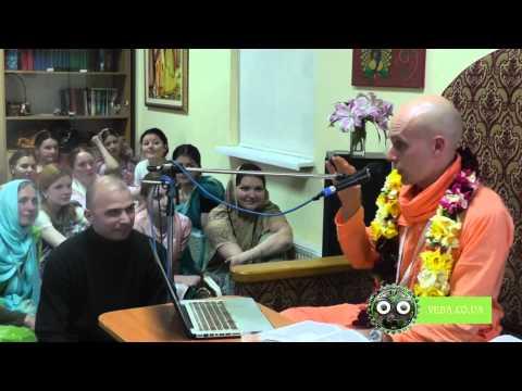 Шримад Бхагаватам 10.2.26 - Мадана Мохан прабху