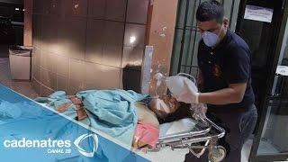 Aumenta la cifra de peregrinos muertos por accidente en Mazapil, Zacatecas