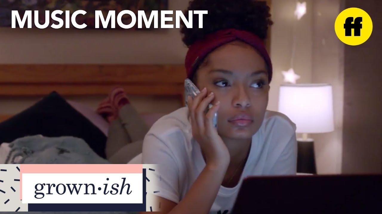 "grown-ish | season 1, episode 9 music: t. flex - ""the case"" | freeform #1"