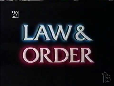 Law & Order Intro 1997