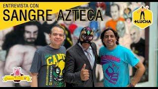 Lucha con Sangre Azteca, en Taqueria Chabelo (Agosto 2019)