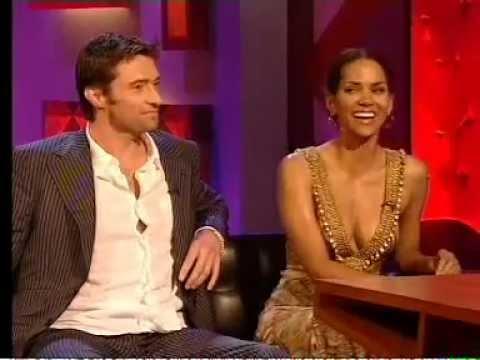 2006 Hugh Jackman & Halle Berry on Johnathan Ross
