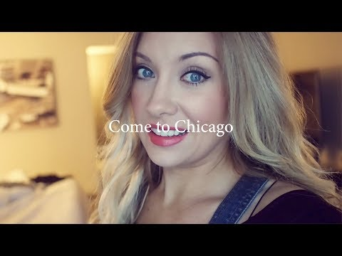 Come on my work trip to Chicago | Sarah Parmenter
