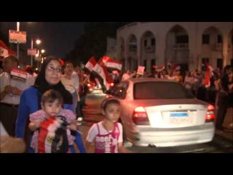 President Morsi Rejects Ultimatium Given By Egyptian Army