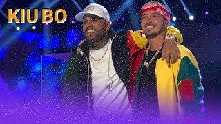 Cómo inició el 'bromance' de J Balvin y Nicky Jam | Kiubo Video