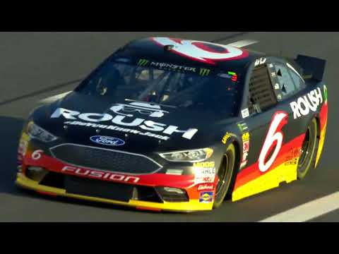 Kenseth wins pole for Monster Energy NASCAR All-Star Race