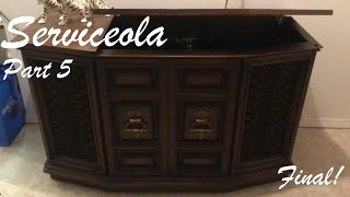 Serviceola: 1960's BSR/RCA Console Stereo (Part 5) (FINAL!)