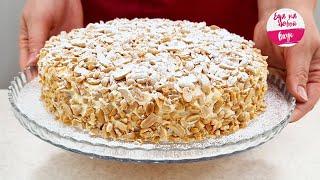 Торт покорил сотни хозяек За ним всегда огромная очередь Самый вкусный из 70х Простой рецепт Торта