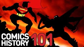 The Dark Knight Returns Explained: Pt. 1 - Comics History 101