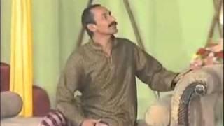 trailer pakistani stage drama funny clips by fandi baffa.(feroz school)
