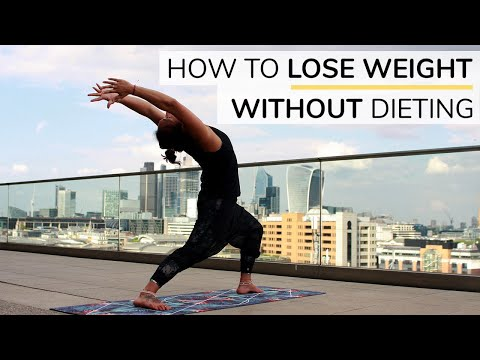 How To Lose Weight Without Dieting | 5 Simple Steps