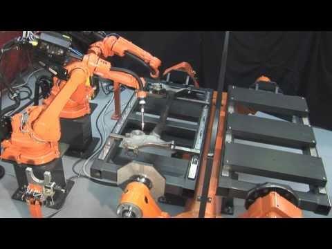 ABB Robotics - New Generation Workpiece Positioners