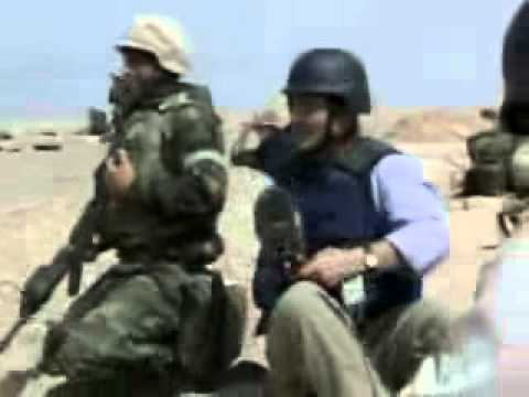 US Marines Fighting in Umm Qasr, Iraq 2003