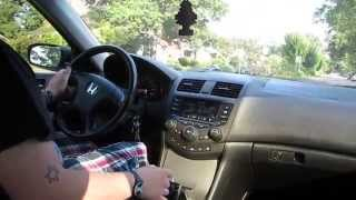 2003 Honda Accord EX-L 5-spd 6 month/9k Updates and Test Drive