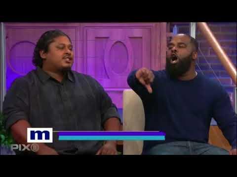 Maury White Parents Black Kids Dna Test Funny Doovi