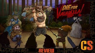 DIE FOR VALHALLA - PS4 REVIEW