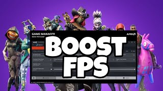 How To Optimize AMD GPU for FORTNITE and other Games