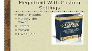 4.FX Auto Robots Review. Forex Megadroid Live Results FREE